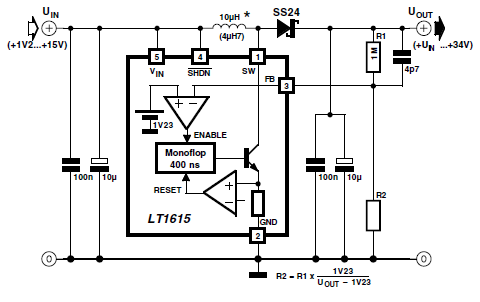 Regulated Buck Boost Dc Dc Converter Circuit in addition Boost Transformer Wiring Diagram as well Bob And Eric Discuss Automotive Start Stop And The Boost Controllers That Address It also Lm2588 Adj Ile 12v 24v Step Up Dc Dc Konvertor likewise 4869. on boost converter circuit diagram