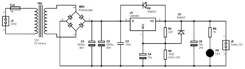 Ac Voltage Regulator Eight Powersupplycircuitsfixed Power