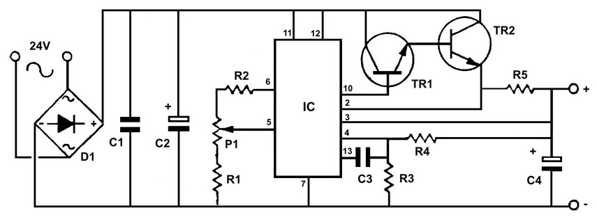 Powersupply also Maxresdefault moreover Deb B D Ace E F B Ef C E Electronics Projects Diy Electronics besides V A Dc Power Supply moreover Circuit Diagram Of Variable Digital Power Supply. on variable regulated power supply schematic
