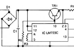 Constant Voltage Current Limited Charger