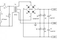 +-25v symmetrical power supply