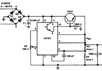 General purpose power supply 1 to 35V