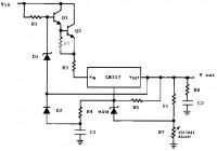 Precision high voltage regulator