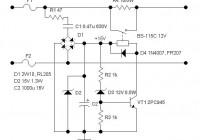 Soft-start for power supply